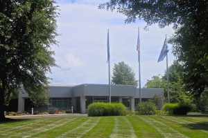 IIHS Vehicle Research Center